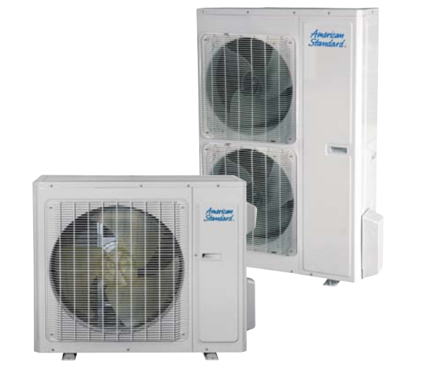 American Standard Cooling & Heating - Central Air- Ductless RI